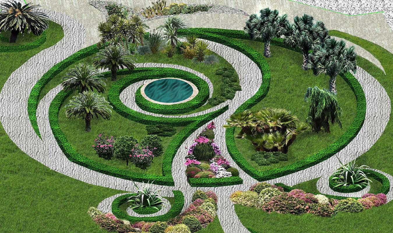 200 дизайнов для вашего сада