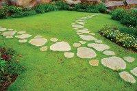 Мощение и садовые дорожки в Сочи