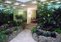 Озеленение интерьеров. Зимние сады
